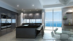 Porsche-Design-Tower-Dark-Kitchen