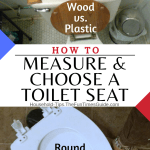 How To Replace A Toilet Seat How To Measure A Toilet Seat Understand Toilet Seat Sizes And Choose The Best Toilet Seat Replacement Option For Your House The Diy Household Tips
