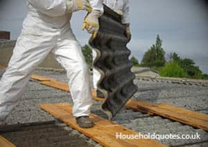 Before Jumping To Asbestos Removal Costs It By Professionals
