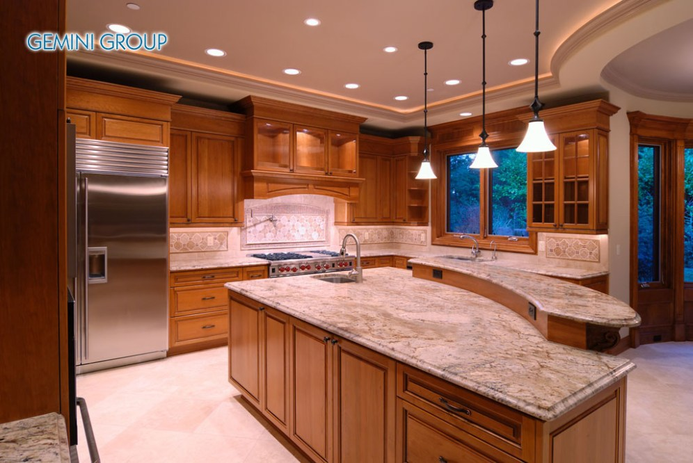 Luxury American Kitchen Series