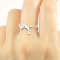 Birdy Branch Ring