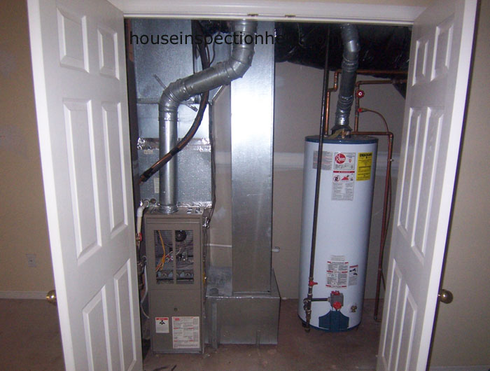 Mechanical Closet