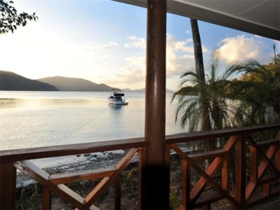Beachfront Bungalow is Australian Island Paradise