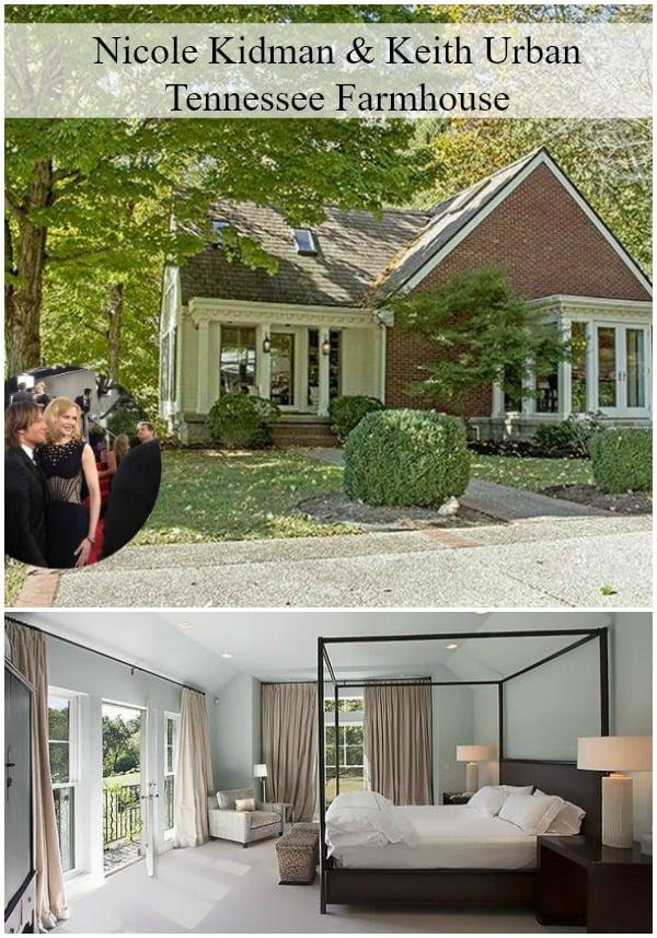 Nicole Kidman And Keith Urban Farmhouse In Tennessee