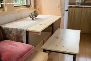 Tiny House Dining Table - Ala Model Kini