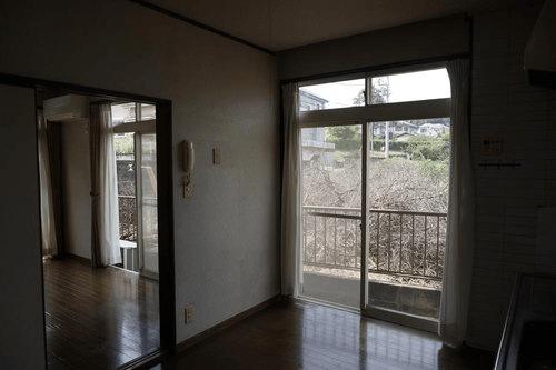 Japan real estate under 10 million yen Ōme 青梅 house interior