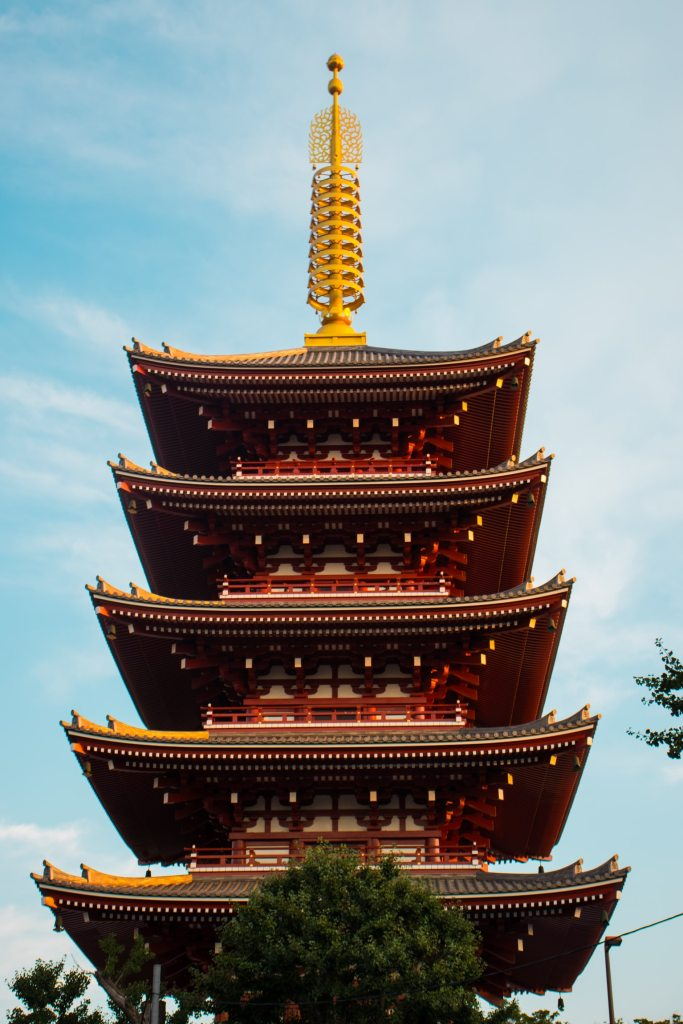 Japan real estate financial planning low-risk investment How long do Japanese buildings last? pagoda