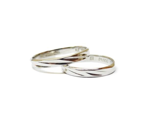 結婚指輪 マリッジリング ストレート