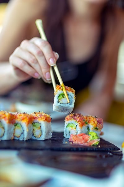 What You Need To Make Your Own Sushi