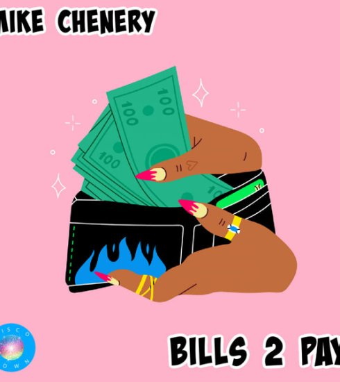 Bills 2 Pay mike chenery cover