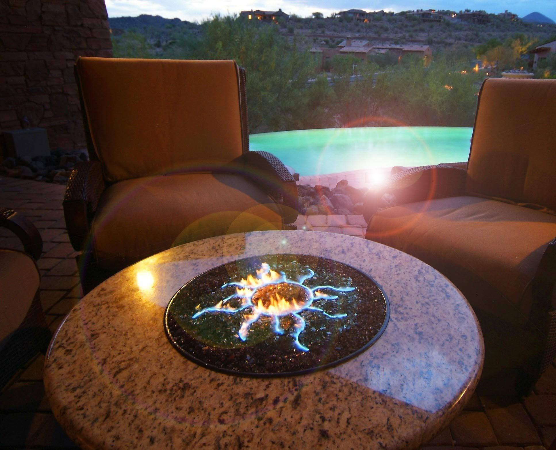 20 Of The Coolest Fire Pit Designs For Your Yard