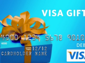 Chance to Win a $20 VISA Gift Card