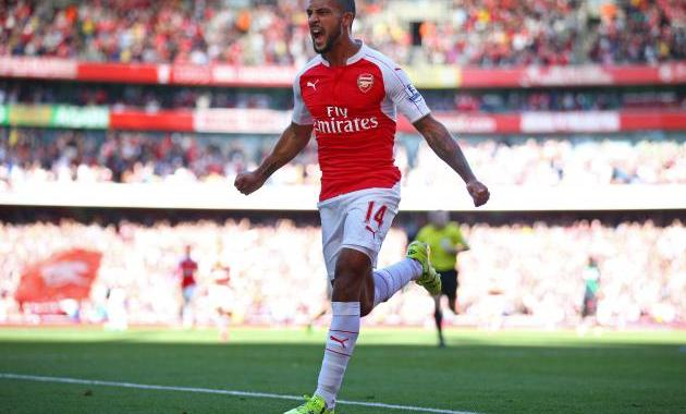 Video: Arsenal vs. Stoke City (Highlights from Barclays Premier League)