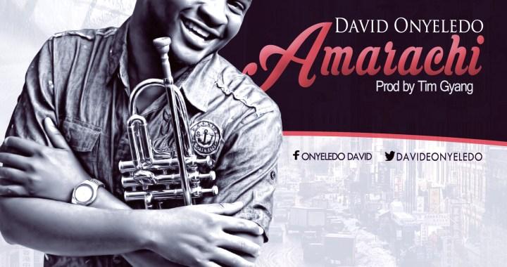 Christian/Gospel Music Artiste David Onyeledo Releases Snippet and Artwork For New Single