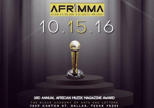eNEWS: AFRIMMA AWARDS 2016 WINNERS COMPLETE LIST