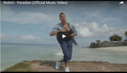 VIDEO: Rotimi – Paradise