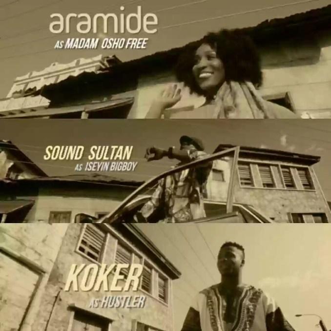 VIDEO: Aramide – Funmi Lowo (Remix) ft. Sound Sultan X Koker