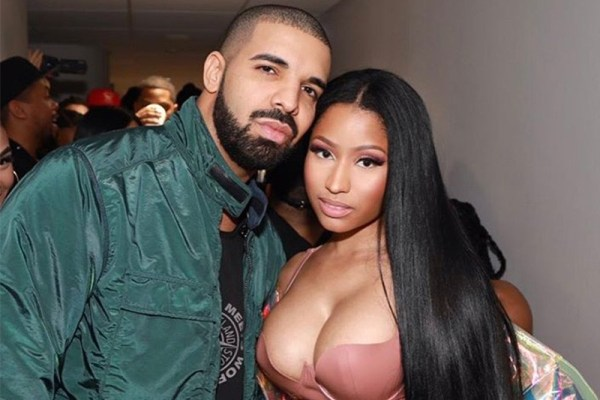 Drake & Nicki Minaj Perform Together In Paris