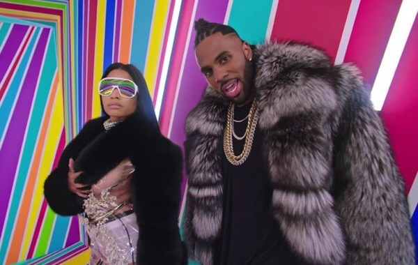 "Video: Jason Derulo Feat. Nicki Minaj, Ty Dolla $ign – ""Swalla"""