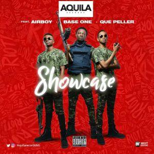 AQUILA RECORDS - SHOWCASE FT. AIRBOY x QUE PELLER x BASE ONE