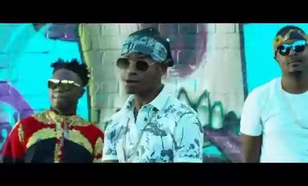 Video: Mr Kamera ft Bryan K, Gemini Major & Ice Prince – Pamusika (Remix)