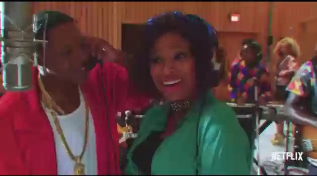 "VIDEO: JENNIFER HUDSON X MA$E – ""MR. DJ"""
