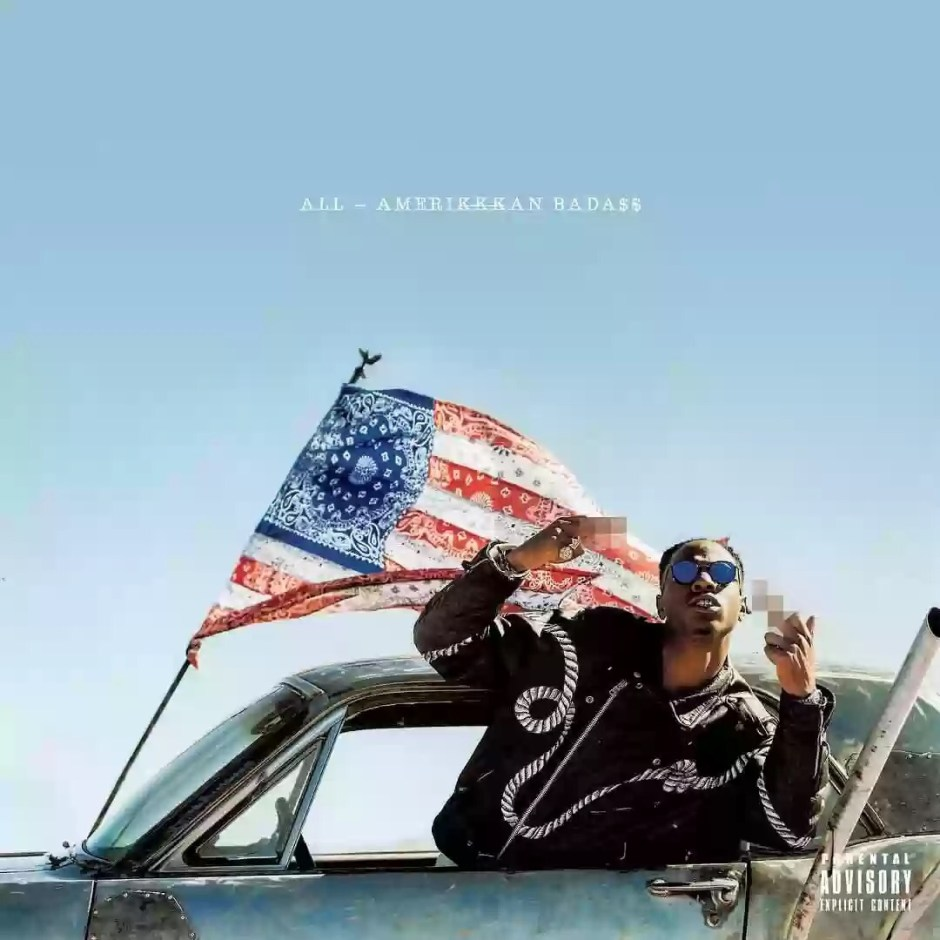 Download Album: Joey Badass - All Amerikkkan Badass