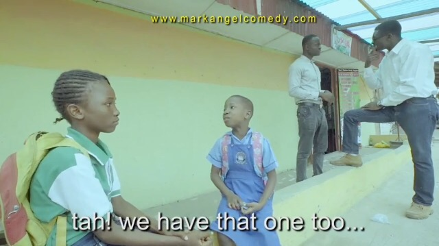 Comedy Video: Mark Angel Comedy- Police Officers (Episode 108)