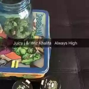 Download MP3: Juicy J - Always High feat. Wiz Khalifa