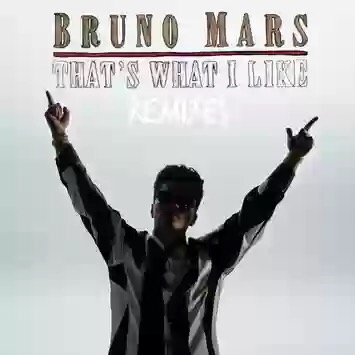 Download MP3: Bruno Mars – That's What I Like (Remix) feat. Gucci Mane