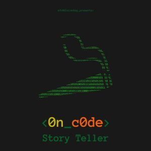 Afrodisiacbay Presents  On Code by Story Teller