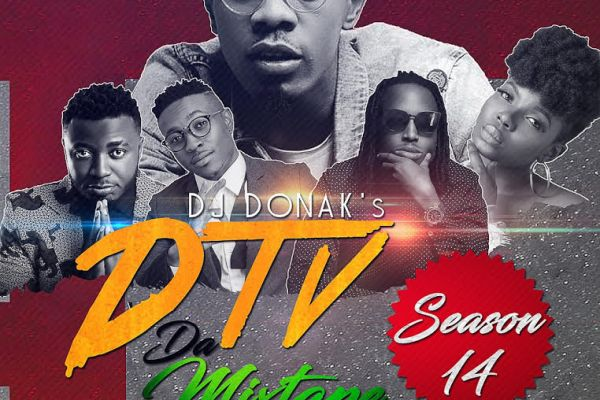 DJ Donak - DTV Da Mixtape Season 14 (Finale)