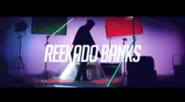 Reekado Banks - Move video feat. Vanessa Mdee