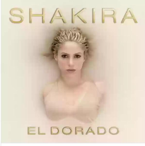 Download Album Shakira - El Dorado