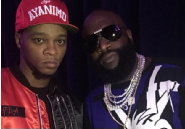 Rick Ross Signs Papoose To MMG