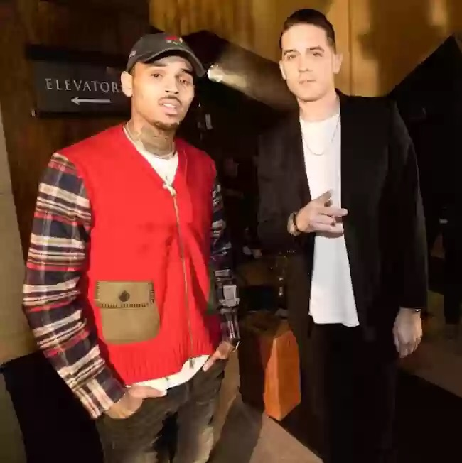Download MP3: Chris Brown – In Your Life Ft G-Eazy
