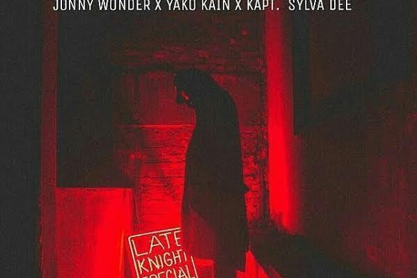 Jonny wonder - Red Room Ft. Yacko Kain, Kapt. Sylva Dee