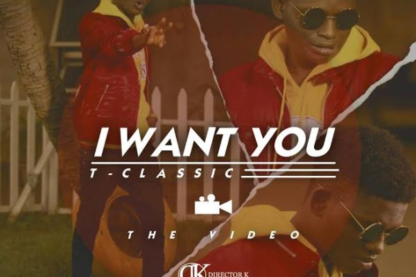 """VIDEO: T-Classic - """"I Want You"""""""