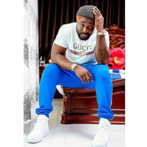 Harrysong adopts female University student, Puts her on full scholarship