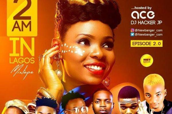 DJ Hacker Jp - 2am In Lagos