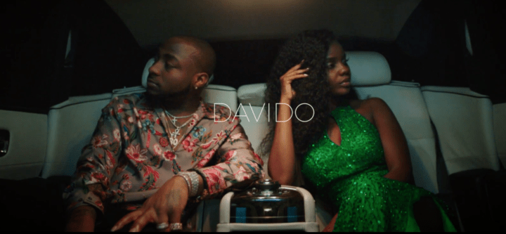 Video: Davido - Fall