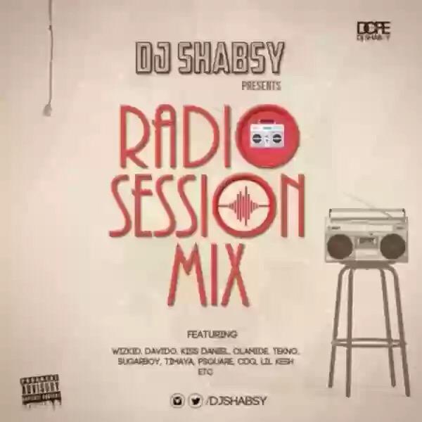 Download DJ SHABSY – RADIO SESSION MIX