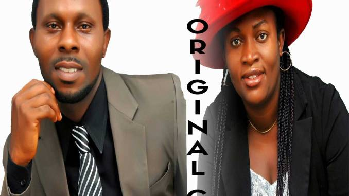 David Flash and Sis Ify - Original God