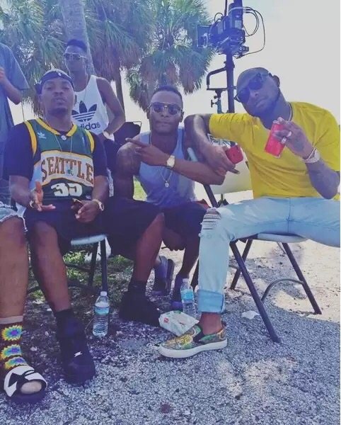 Olamide Debuts On Billboard Chart With His