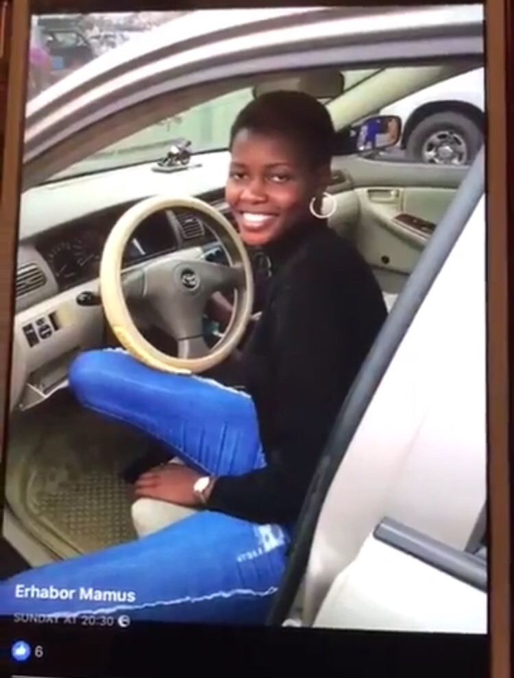 Nigerian Lady Begs Husband's Girlfriend To Leave Him Alone In A Facebook Viral Video