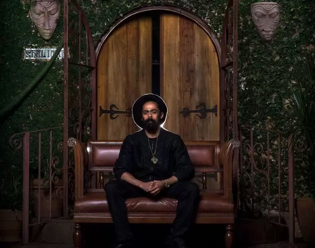 "Download Download Album: Damian ""Jr. Gong"" Marley – Stony Hill"