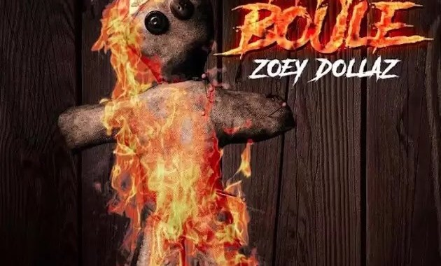 Download MP3: Zoey Dollaz – Post & Delete Ft Chris Brown
