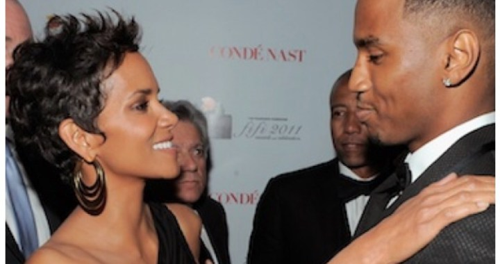 TREY SONGZ SLIDES INTO HALLE BERRY'S DM ON TWITTER AFTER ADMITTING HIS LOVE FOR HER