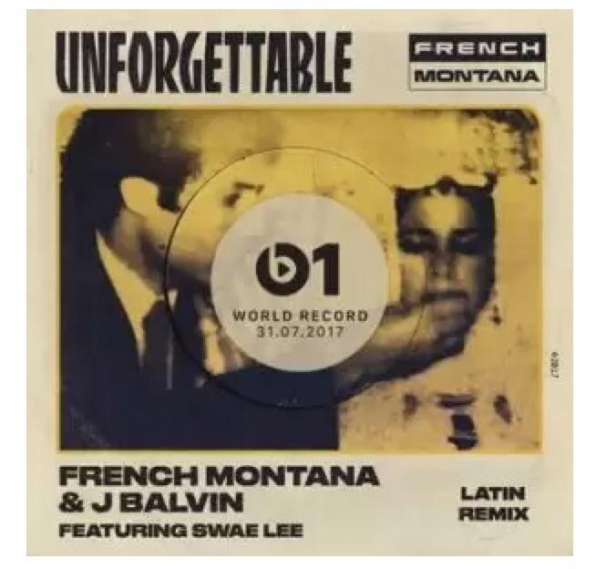 Download French Montana – Unforgettable Ft. Swae Lee & J Blavin