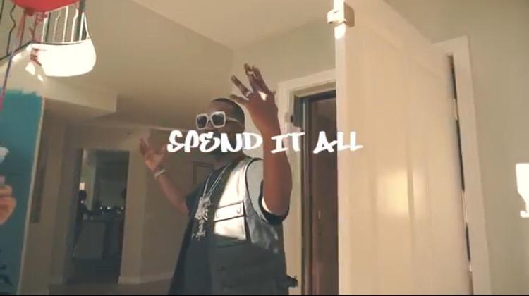 Video: Juicy J - Spend It All
